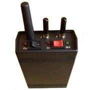 Малогабаритное автоматическое устройство обнаружения и подавления мобильного телефона БАРРАКУДА фото