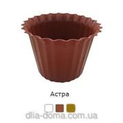 Цветочный горшок Астра, диаметр 17 см 110021 фото