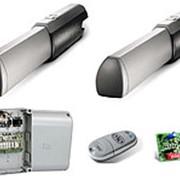 Комплект ATI 3000 для автоматизации распашных ворот с блоком управления ZF1 фото