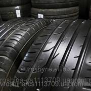 Резина бу 215/60 R17 Continental Contact2-5mm фото