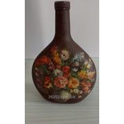 Подарки и сувениры ручной работы в Минске.Декор подарочных бутылок. фото