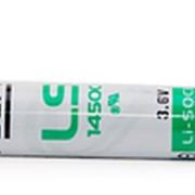SAFT LS14500 (AA) 3,6V Спецэлемент литиевый с аксиальными выводами фото