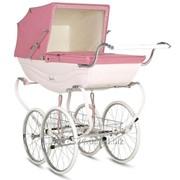 Классическая коляска Balmoral Pink SX647.00 фото