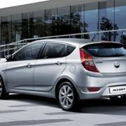 Автомобиль Hyundai, Accent Hatchback, легковые автомобили, хэтчбек, Хундай, Хюндай фото