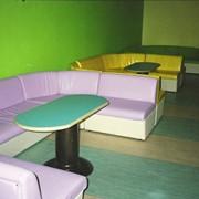 Изготовление мебели для баров, ресторанов, кафе, кинотеатров, ночных клубов фото