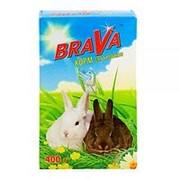Brava 400г Корм для кроликов фото