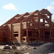 Деревянные строения фото