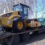 Перевозка спецтехники на грузовом эвакуаторе фото