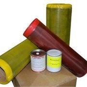 Резина сырая обкладочная 2x500 мм (рулон 15 кг) фото