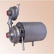 Насос центробежный молочный Г2-ОПД 25м.куб/час, напор 31м фото