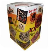 Подарочная коробка для пивной кружки Мировое пиво фото