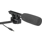 Микрофон Azden SMX-10 с ветрозащитой фото