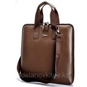Мужская сумка, кожа, МС033 фото