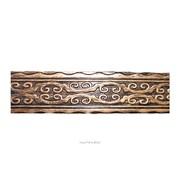 Нащельник 50х3х2100 орнамент казахский, артикул 13585 фото
