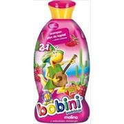Шампунь и жидкость для купания BOBINI фото