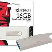 Флэш-карта 16GB KINGSTON DTSE-9 G2 МЕТАЛЛ 100мб/с USb 3.0 фото