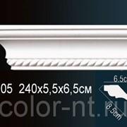 Карниз Перфект с рисунком AA005F (гибкий) фото