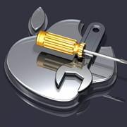 Замена задней крышки iPhone 3G/3Gs фото