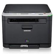 Копир МФУ Samsung лазерный цветной CLX-3185 фото