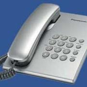 Проводные телефоны Panasonic фото