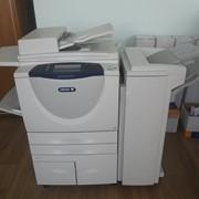 Многофункциональный копировальный сканер-принтер А3 WC 5745 фото