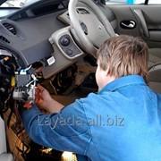 Установка сигнализации на авто фото