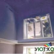 Установка натяжных потолков фото