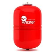 Расширительный мембранный бак WESTER WRV 18 фото