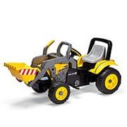 Детский электромобиль Peg-Perego D0552 Excavator фото