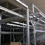 Изготовим под заказ контейнеры или емкости металлические под техническую воду,под сбор отходов металла и прочего в производственных цехах,на строительных площадках по чертежам заказчика из различной толщины метала от 2мм до 8мм в зависимости от объема фото