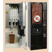 Автомат для продажи горячих напитков SAGOMA Lx фото