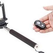 Штатив с Bluetooth для создания снимков selfie Camera Stick - Selfie Stick фото