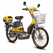 Велосипеды электрические Allegator YHEB-110 фото