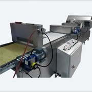 Полуавтоматическая линия производства батончиков фото