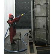 Пескоструйная обработка металлических изделий Астана фото