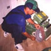 Паркетные работы - укладка, шлифовка, циклевка, лакировка фото