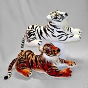 Детская мягкая игрушка тигр Хан фото