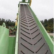 Шевронные конвейерные ленты (тип : V, H, L) Chevron Conveyor Belt фото