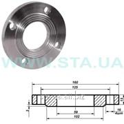 Фланец плоский стальной 50 мм Ру10 ГОСТ 12820-80 фото