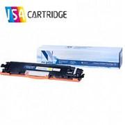 Картридж NV Print CF352A (130A) желтый для HP LaserJet Color Pro M176n/M177fw фото