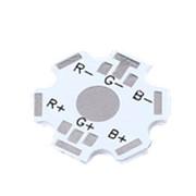 Звезда 20 мм для монтажа RGB светодиодов фото