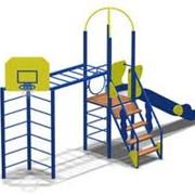 Комплексы спортивно-игровые детские фото