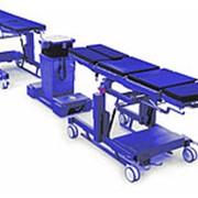 Операционный стол хирургический со сменными панелями ОМ - СИГМА 04 для оснащения операционной в больнице фото