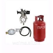 Комплект Газобаллонного Оборудования GASPOWER® для трицикла фото