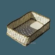 Короб плетеный 600х400х150 фото
