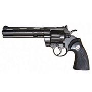 Макет револьвера Colt Python 6.357 Magnum 1955 г. фото