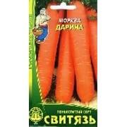 Семена моркови Дарина фото