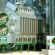 Зерносушилка Sukup с двумя вентиляторами фото