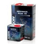 NANOPROTEC Antifreeze BLUE -80 4л. фото