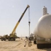 Выполнение геологоразведочных работ на нефть и газ фото